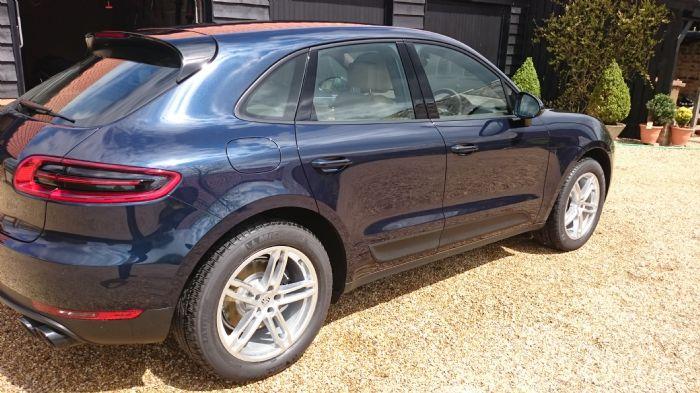 Night Blue Metallic Macan 2 0 Porsche Macan Forums