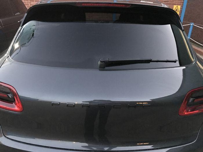 Black badges - Porsche Macan Forums
