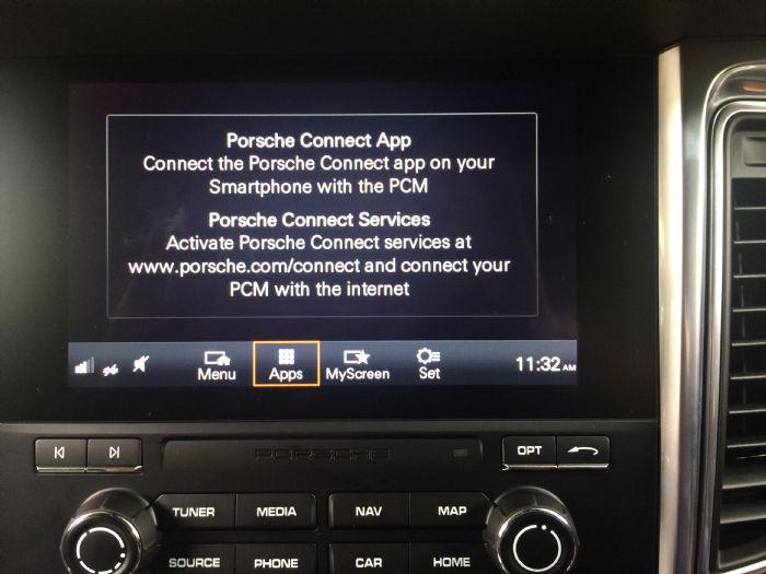 PCM Connect App (for phone) - Porsche Macan Forums