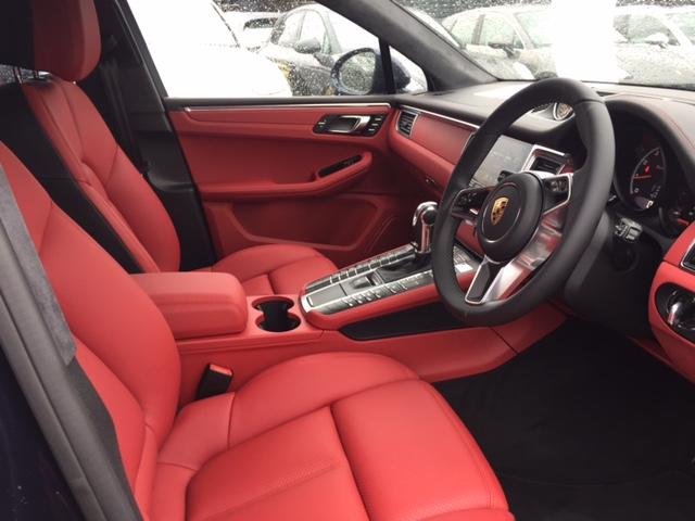 Macan Turbo Pp Interior Leather Trim Porsche Macan Forums