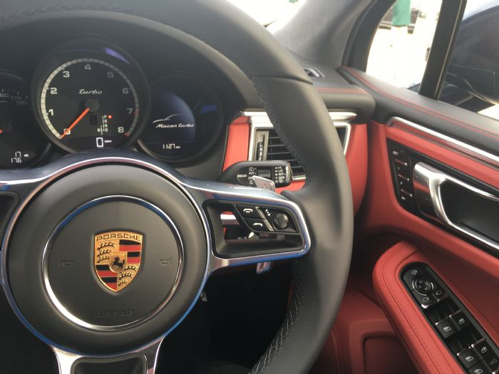 Macan Turbo Pp Interior Leather Trim Page 3 Porsche Macan Forums