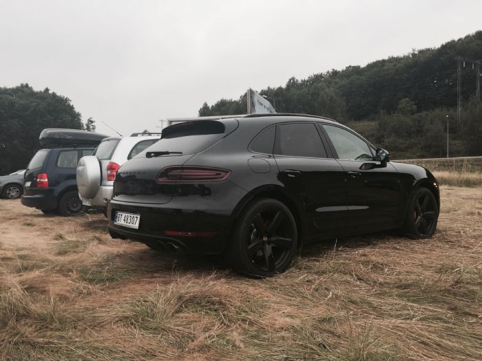 Macan Gts Black Beauty Page 4 Porsche Macan Forums