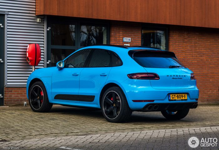 Order Placed Vg Or Ag Colour Page 4 Porsche Macan Forums
