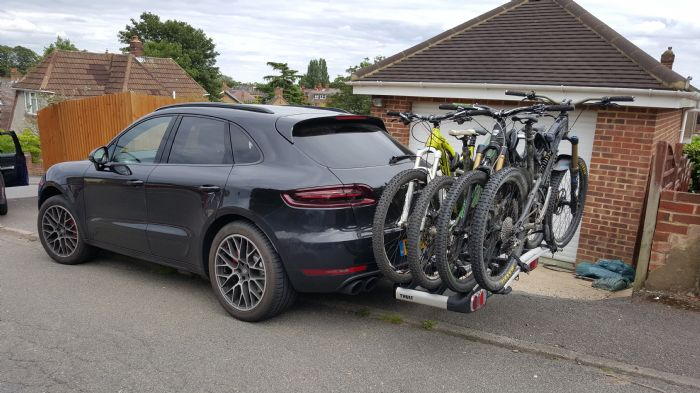 Carrying Bikes Porsche Macan Forums
