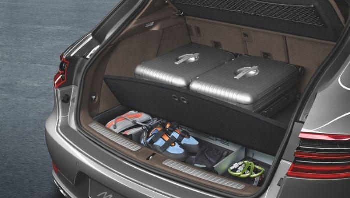Kofferraumwanne für Porsche Macan Turbo Performance-Paket Steilheck Geländewagen