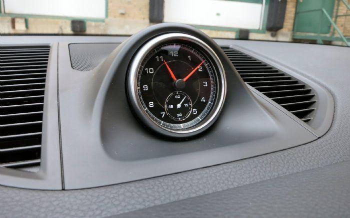 Analogue Clock - Porsche Macan Forums